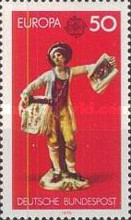 [EUROPA Stamps - Handicrafts, type ZF]