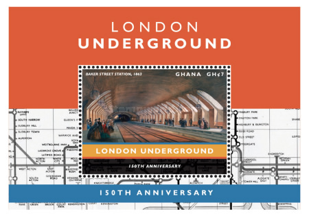 [The 150th Anniversary of the London Underground, type ]