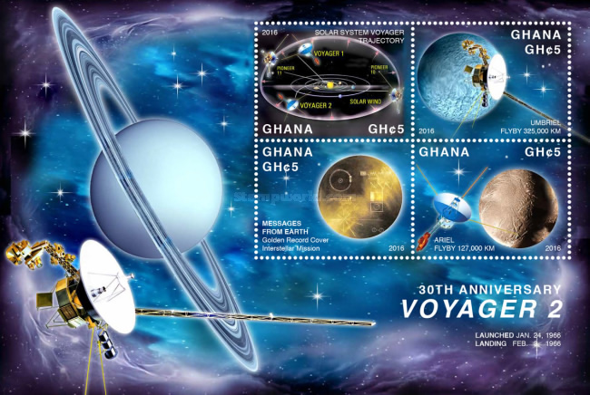 [Space Anniversaries - The 30th Anniversary of Voyager 2, type ]