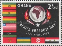[Africa Freedom Day, type AA]