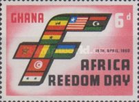 [African Freedom Day, type BF]