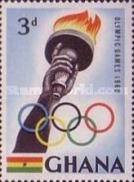 [Olympic Games - Rome, Italy, type BL]