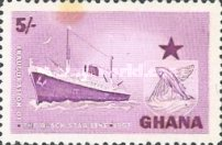 [Inauguration of Black Star Shipping Line, type F]