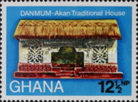 [Monuments and Archaeological Sites in Ghana, type LF]