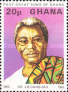 [Famous Ghanaians, type YP]