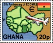 [The 5th Anniversary of Economic Community of West African States, type ZQ]