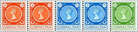 [New Daily Stamps, type ]
