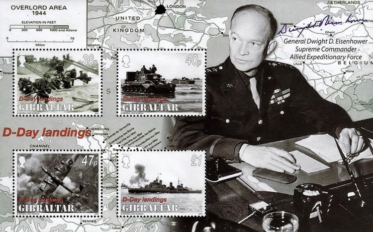 [The 60th Anniversary of D-Day, type ]