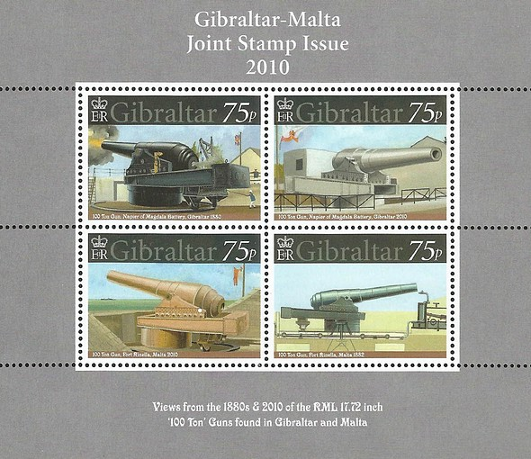 [Guns - Joint Issue with Malta, type ]