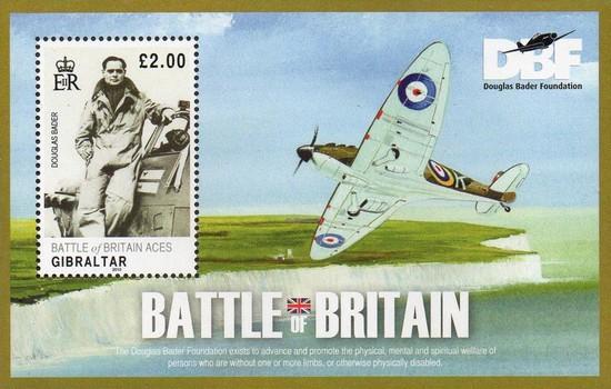 [The 70th Anniversary of the Battle of Britain - Pilots, type ]