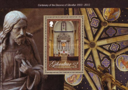 [The 100th Anniversary of the Diocese of Gibraltar, type ]