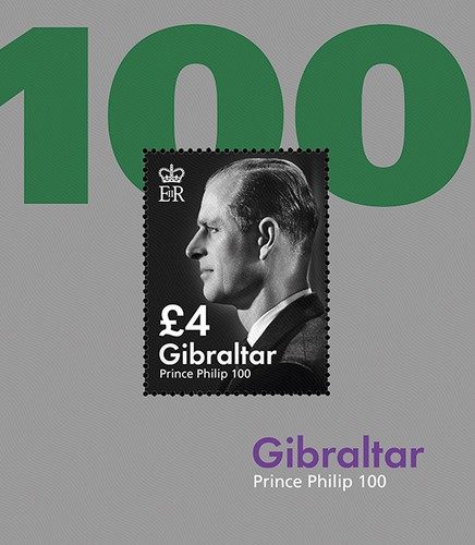 [In Memoriam and the 100th Anniversary of the Birth of Prince Philip, 1921-2021, type ]