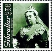 [The 100th Anniversary of the Death of Queen Viktoria, type AEK]
