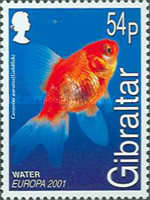 [EUROPA Stamps - Water, Treasure of Nature, type AEX]