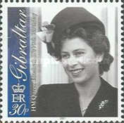 [The 75th Anniversary of the Birth of Queen Elizabeth II, type AEZ]