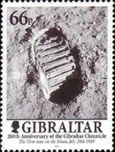"""[The 200th Anniversary of the """"Gibralta Chronicle"""", type AFH]"""