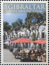 [EUROPA Stamps - Holidays, type AIT]