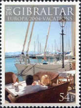 [EUROPA Stamps - Holidays, type AIU]