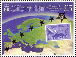 [The 50th Anniversary of the First EUROPA Stamps, type ALO]