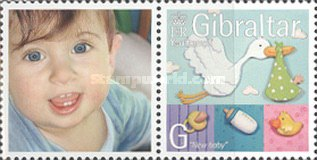 [Greeting Stamps - Issued with Personalized Label, type AOV]
