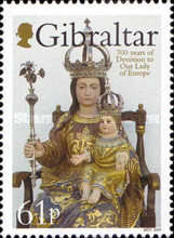 [The 700th Anniversary of Worshipping Our Lady of Europe, type ASF]