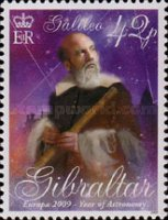 [EUROPA Stamps - Astronomy, type ASW]