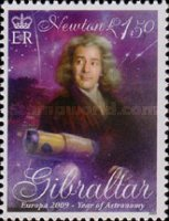 [EUROPA Stamps - Astronomy, type ASY]