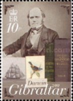 [The 200th Anniversary of the Birth of Charles Darwin, 1809-1882, type ATL]