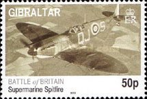 [The 70th Anniversary of the Battle of Britain - Airplanes, type ATZ]