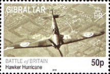 [The 70th Anniversary of the Battle of Britain - Airplanes, type AUC]