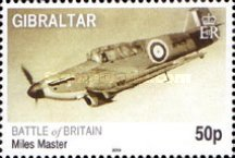 [The 70th Anniversary of the Battle of Britain - Airplanes, type AUE]
