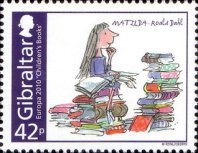 [EUROPA Stamps - Children's Books, type AUL]