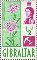 [New Daily Stamps, type AW]