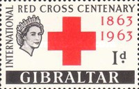 [The 100th Anniversary of the International Red Cross, type BL]