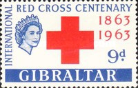 [The 100th Anniversary of the International Red Cross, type BL1]