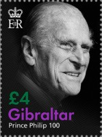[In Memoriam and the 100th Anniversary of the Birth of Prince Philip, 1921-2021, type BQY]