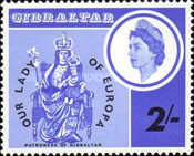 [Our Lady of Europea, type BW]
