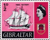 [New Daily Stamps - Ships, type CA]