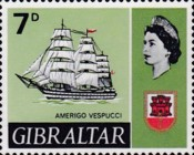 [New Daily Stamps - Ships, type CH]