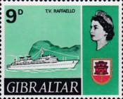 [New Daily Stamps - Ships, type CI]