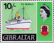 [New Daily Stamps - Ships, type CM]