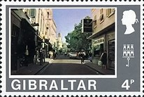[New Daily Stamps, type EN]