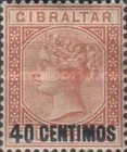 [Queen Victoria, 1819-1901 - Stamps of 1886 Surcharged