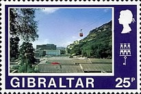 [New Daily Stamps, type FB]