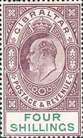 [King Edward VII, 1841-1910, type I1]