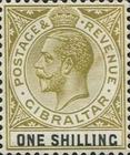 [King George V - Different Watermark, type J16]