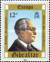 [EUROPA Stamps - Famous People, type JX]
