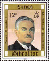 [EUROPA Stamps - Famous People, type JY]