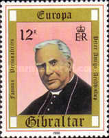 [EUROPA Stamps - Famous People, type JZ]
