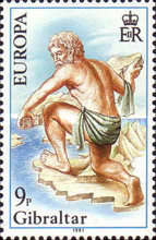[EUROPA Stamps - Folklore, type KI]